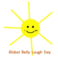 Global Belly Laugh titled logo