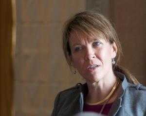 Karyn McCluskey, Director of the Scottish Violence Reduction Unit