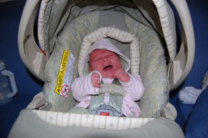 Tips on how to respond to car seat crying, from http://newbornbaby.com.au/newborn/care/baby-crying/car-seat-crying/