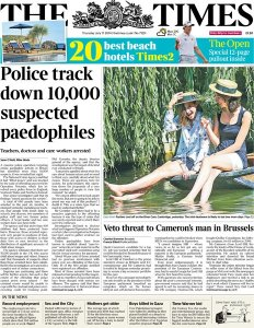 The Times 17/07/14